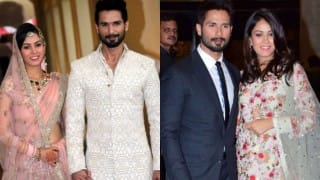 Shahid Kapoor-Mira Rajput's first wedding anniversary plans will make you believe that Sasha is the ideal husband any girl would want!