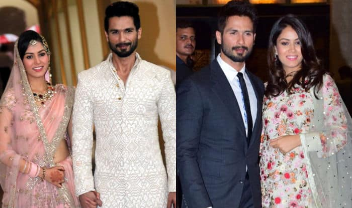 Shahid kapoor mira rajput s first wedding anniversary plans will