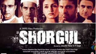 Shorgul not to be released in Muzaffarnagar after controversy