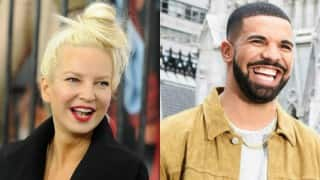 Sia wishes to collaborate with Drake