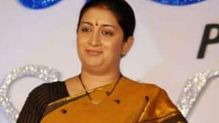 Smriti Irani removed as HRD Minister, gets replaced by Prakash Javadekar