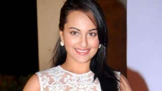 Sonakshi Sinha initiates self defence campaign in Mumbai