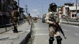 Journalist body protest media 'clampdown' in Kashmir Valley