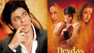 'Devdas' will always be special, says Shah Rukh Khan