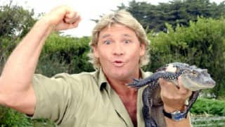 Steve Irwin's daughter Bindi pays tribute to late father