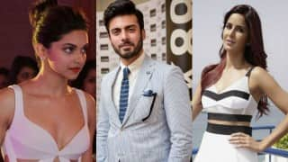 Did Deepika Padukone lose the opportunity to work with Fawad Khan due to Katrina Kaif?