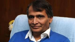 High-speed train between Amritsar, New Delhi soon: Suresh Prabhu
