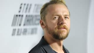 Simon Pegg wanted to quit acting post Star Wars: The Force Awakens