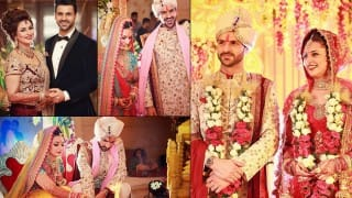 Divyanka Tripathi & Vivek Dahiya wedding video: Watch the breathtaking teaser of DiVek's fairytale wedding ceremonies!