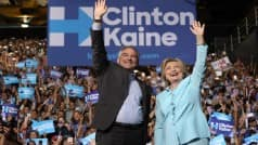US Presidential Election 2016: Democrats nominate Tim Kaine as pick for Vice President