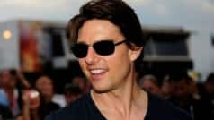 Tom Cruise's photos surface from 'The Mummy' sets