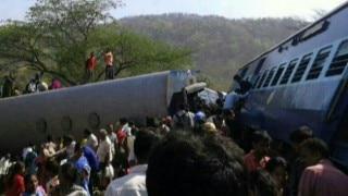 Surat-Nandurbar passenger train derails, no one hurt