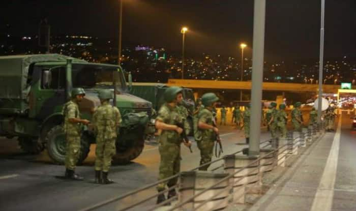 Pentagon says no USA military support for Turkey coup