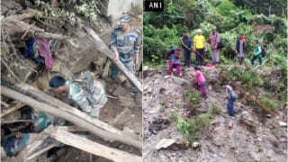 Uttarakhand: 8 districts to witness heavy rainfall in next 48 hours, toll rises to 14, 18 still missing