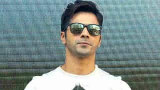 Varun Dhawan faked confidence during shoot of scary helicopter scene in Dishoom