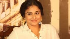 Working with Vidya Balan a learning experience: Flora Saini