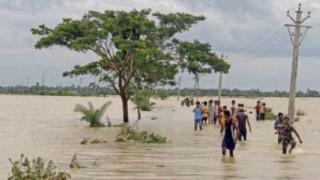 Assam flood situation remains serious, 1 dies