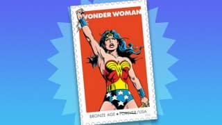 Wonder Woman on 75th birthday gets a stamp of her own. This is amazing!