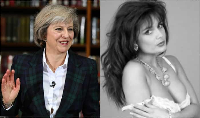 New UK PM confused with porn star online