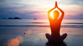UN plans to issue Yoga Day stamps next year