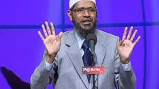 Zakir Naik Charged With Hate Speech, Declared Absconder in NIA Chargesheet