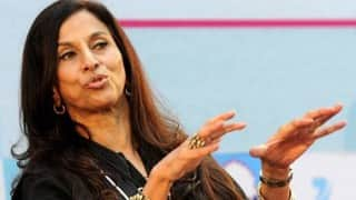 Shobhaa De invites troll for PV Sindhu comments on Twitter