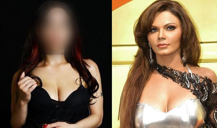Will this mystery bombshell give Rakhi Sawant a run for her money?
