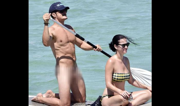 Orlando Bloom Naked! The Troy star is upset over his pics being circulated!