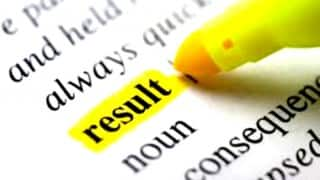 Madras University PG Results declared: Check results on official website now