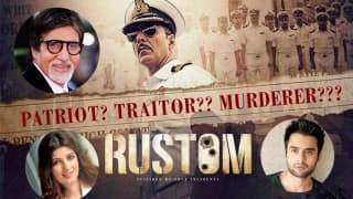 Rustom movie review: Amitabh Bachchan, Twinkle Khanna, Jackky Bhagnani and other B-townies applaud Akshay Kumar film!