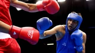 Manoj Kumar at Rio Olympics 2016: Indian boxer advances to Round of 16 in men's light welter 64kg