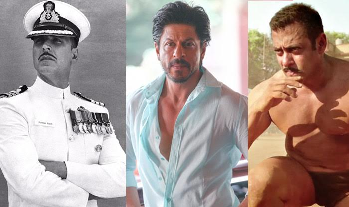 Is Akshay Kumar more bankable than Shah Rukh Khan and Salman Khan?