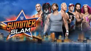 WWE SummerSlam 2016 India telecast: Watch live online streaming of SummerSlam 2016 on WWE Network and Ten Sports in India