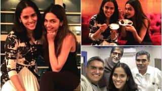 When Amitabh Bachchan & Deepika Padukone made Saina Nehwal's day!
