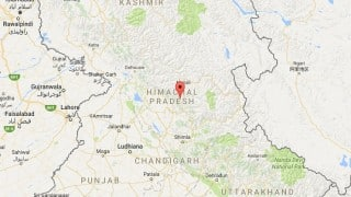 Himachal Pradesh struck by series of tremors