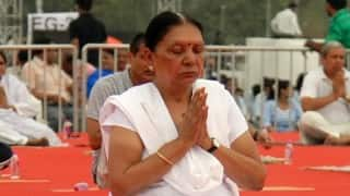 Anandiben Patel resigns as Gujarat CM: Twitterati can't stop talking about her Facebook resignation!