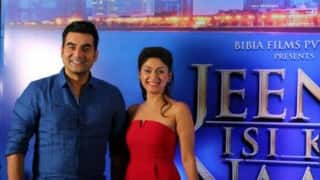 Arbaaz Khan & Manjari Phadnis starrer Jeena Isi Ka Naam Hai release pushed to January 13