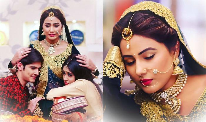 Yeh Rishta Kya Kehlata Hai Actress Hina Khan Aka Akshara Admitted In Hospital