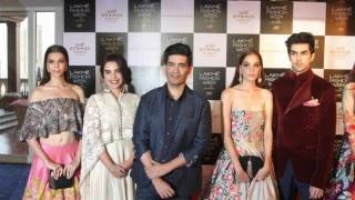Manish Malhotra: Lakmé Fashion Week 2016 goes digital this season!