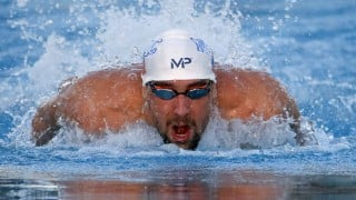 Michael Phelps at Olympics 2016: American swimmer Michael Phelps creates an unusual world record which is jaw dropping