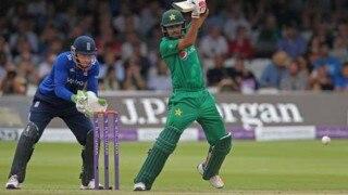 पाकिस्तान ने इंग्लैंड के सामने रखी 252 रनों की चुनौती