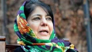 Separatists should have put across 'roadmap' to all-party delegation: Mehbooba Mufti