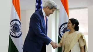 India-US Strategic and Commercial Dialogue in Delhi on August 30