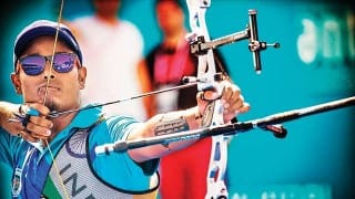 Atanu Das at Olympics 2016: Indian archer Atanu Das eases into Round of 16 in individual archery