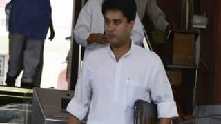62-year-old dies after being hit by Congress MP Jyotiraditya Scindia's car in Alappuzha, Kerala
