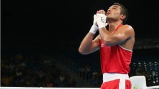 Rio Olympics 2016 LIVE Updates, 15th Aug, Day 10: Indian boxer Vikas Krishnan crashes out of Olympics after quarter-final bout