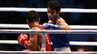 Shiva Thapa Boxing India LIVE Streaming: Rio Olympics 2016 Boxing Men's Bantam 56 kg Online Live telecast