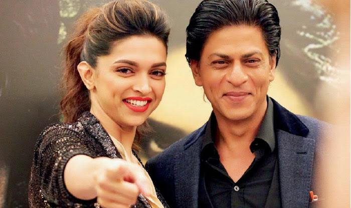 OMG! Deepika Padukone can't stop romancing Shah Rukh Khan!
