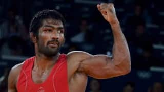 Let the late Russian's family keep London silver: Yogeshwar Dutt