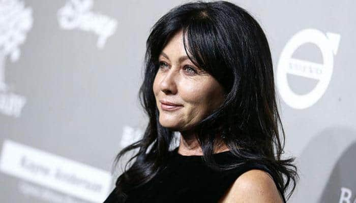 Shannen Doherty reveals her cancer has spread